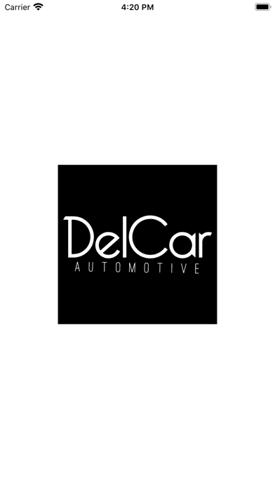 DelCar Automotive Screenshot