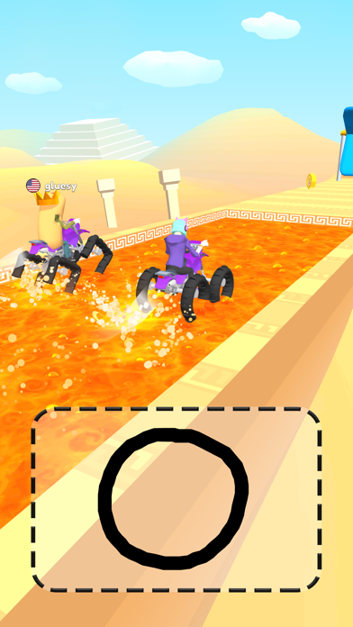 Scribble Rider screenshot 3