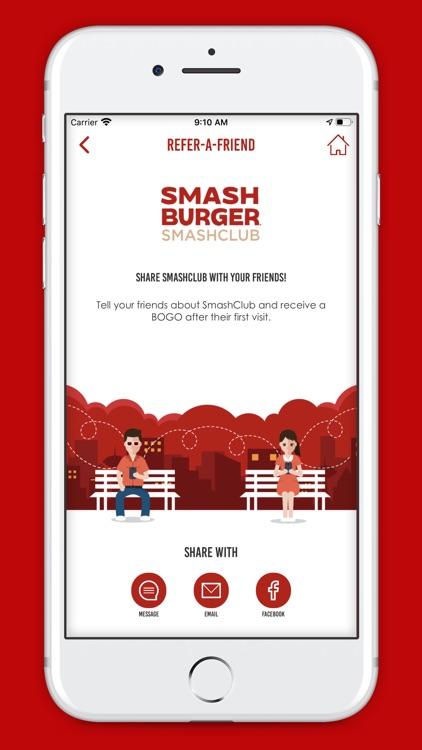 Smashburger Rewards screenshot-4