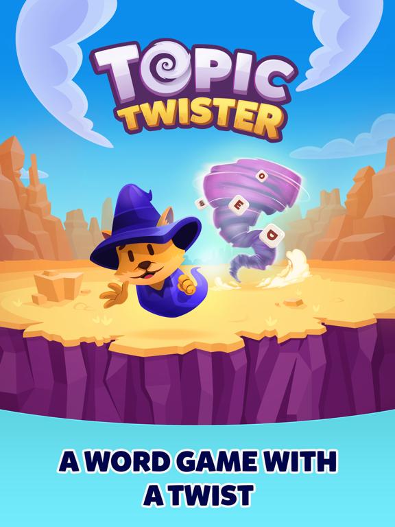 Topic Twister screenshot 7