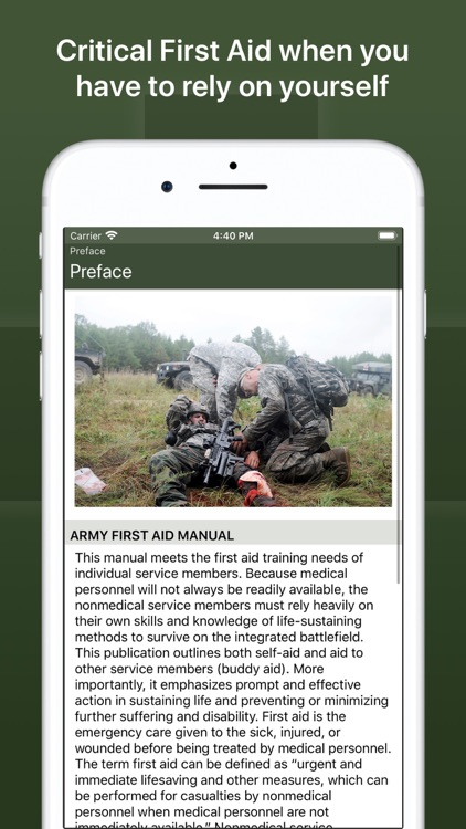 Army First Aid screenshot-1