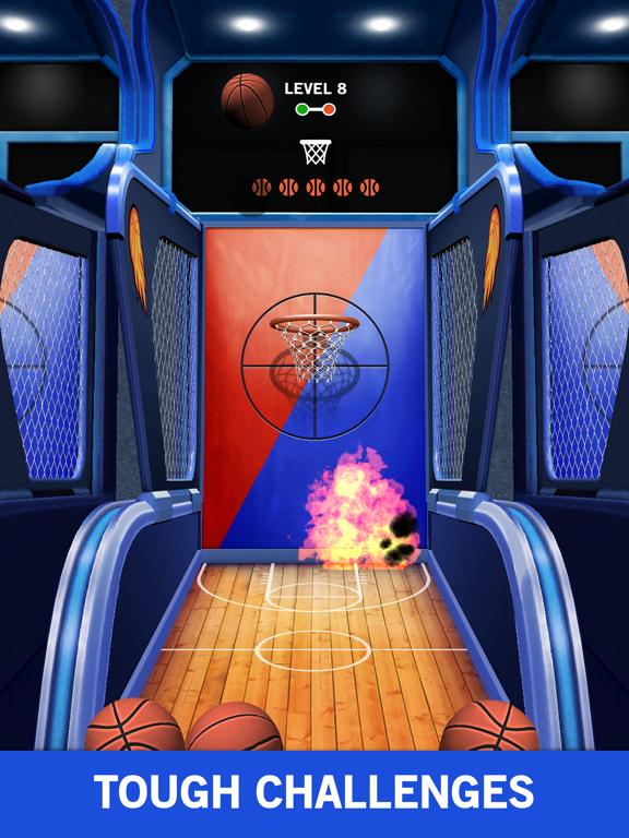 Basketball Roll screenshot 7