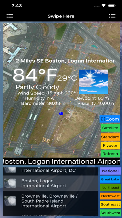 Instant Weather Stations Lite screenshot 8