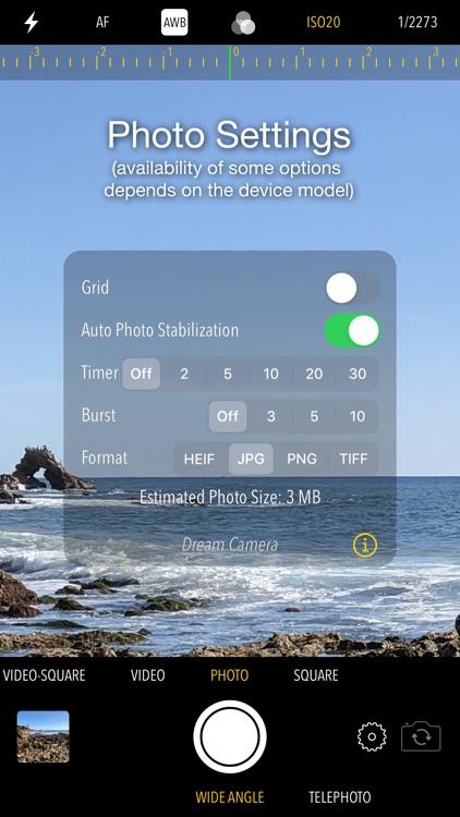 Dream Camera screenshot-6