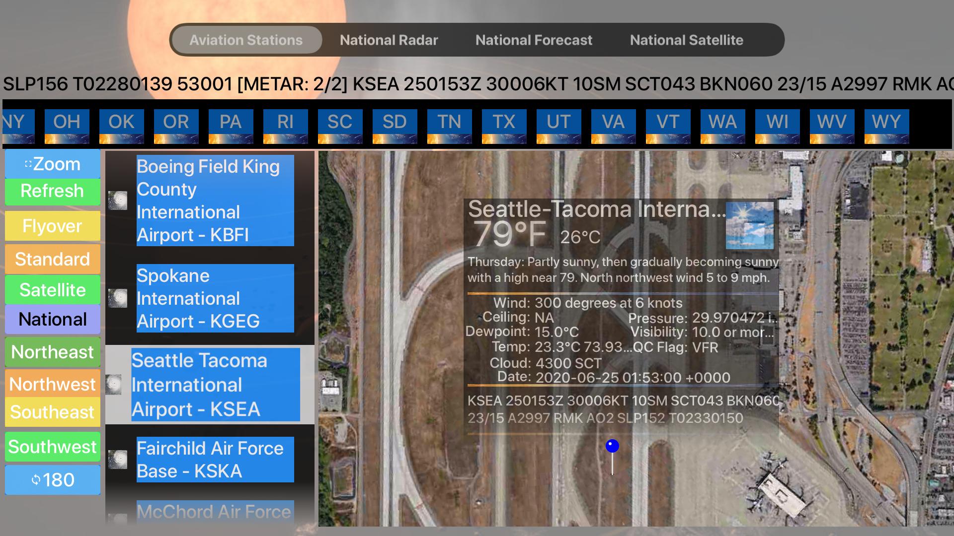 Instant Aviation Weather Lite screenshot 8