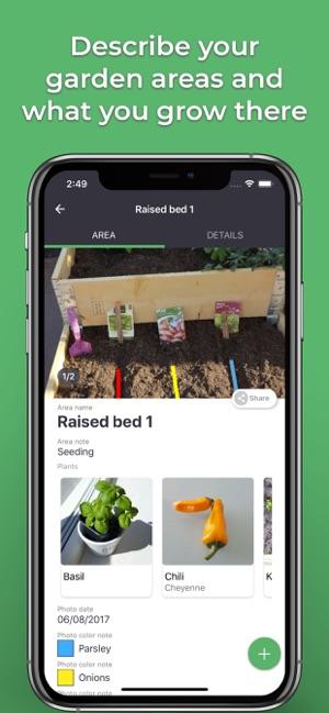 Gardenize Garden Plant App On The App Store