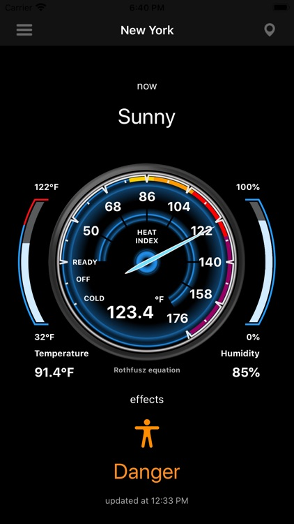 Heat Index - HI screenshot-3