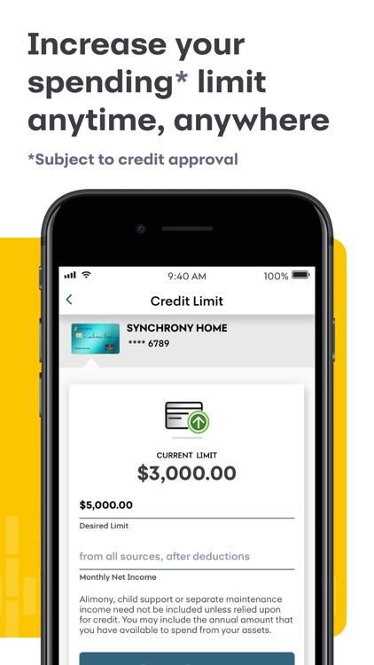 MySynchrony screenshot-5
