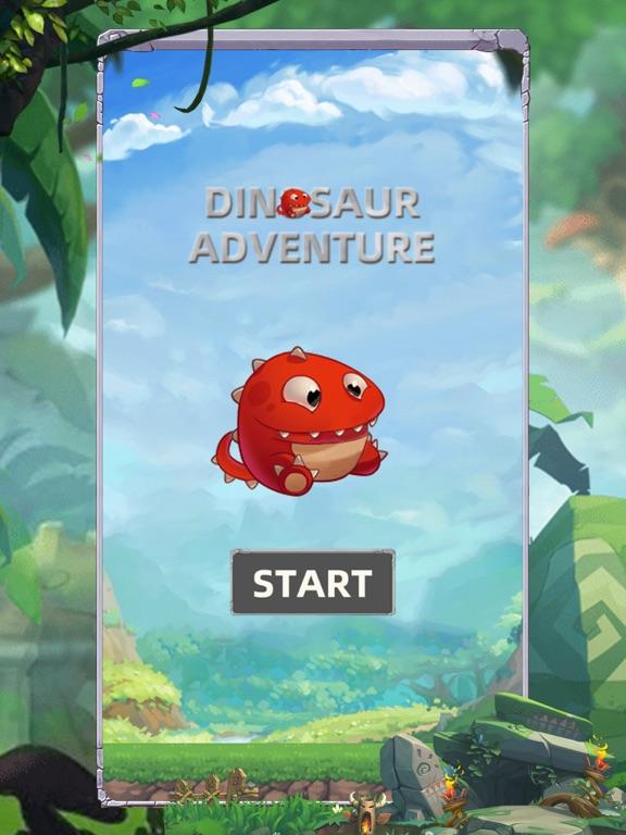 Dinosaur Adventure! screenshot #1