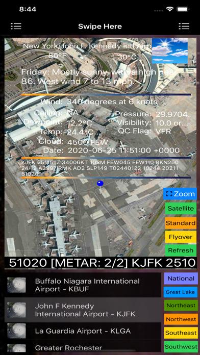 Instant Aviation Weather Pro screenshot 6