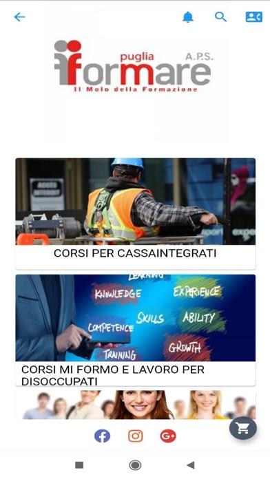 Formare Puglia screenshot 2
