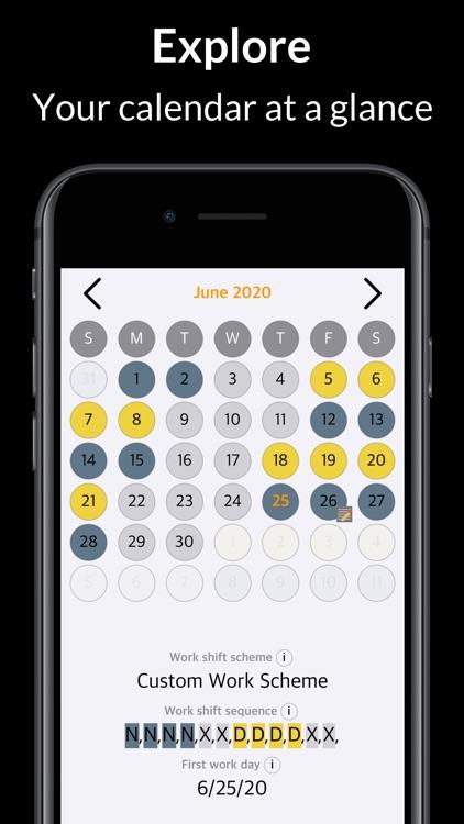 Rosta – Duty Calendar screenshot-8