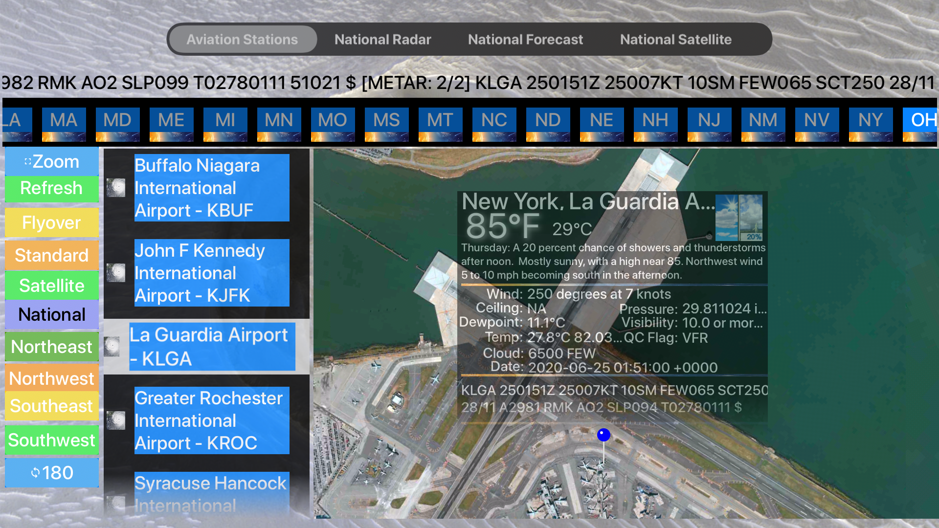 Instant Aviation Weather Lite screenshot 6