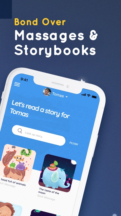 Storybook: Bedtime Stories App screenshot-2