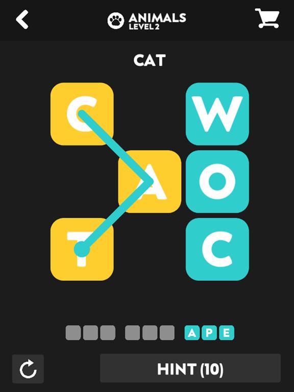 WORD LINES - Hidden Words Game screenshot 7