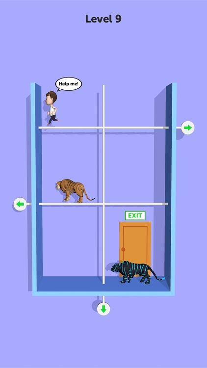 Rescue Pin - Escape Puzzle