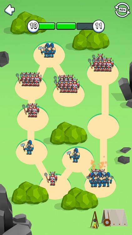 Puzzle War - Creative