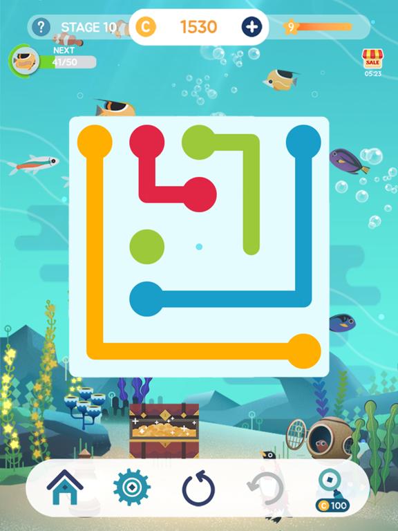 Puzzle Aquariumのおすすめ画像6