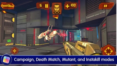 Screenshot from Neon Shadow - GameClub