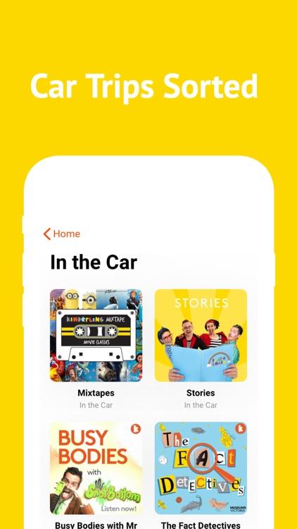Kinderling Kids Radio screenshot-5
