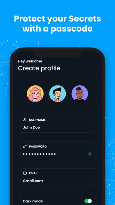 Password Manager - Keep Safe screenshot 3
