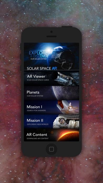Solar Space AR 1