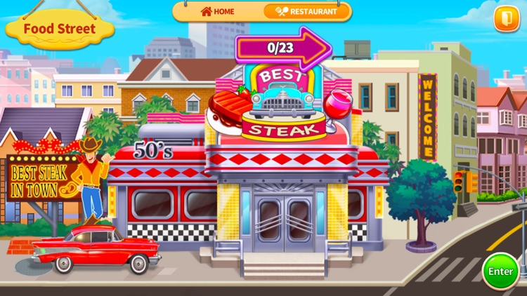 Cooking Home: Restaurant Games screenshot-6
