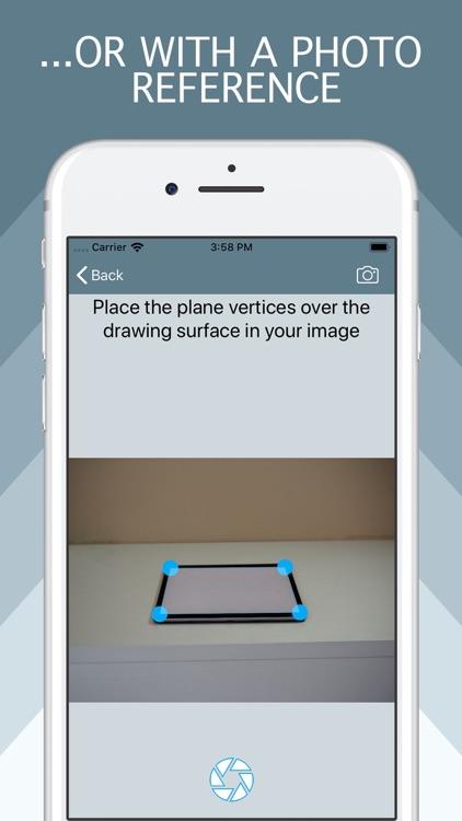 Tracing Buddy - Drawing Grid screenshot-6