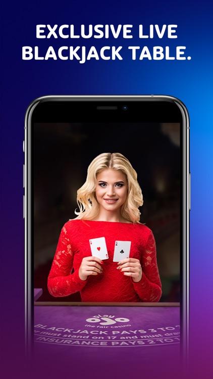 Play Casino Games at PlayOJO screenshot-8