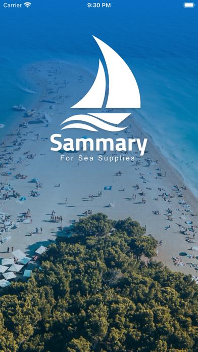 Sammaryلقطة شاشة1