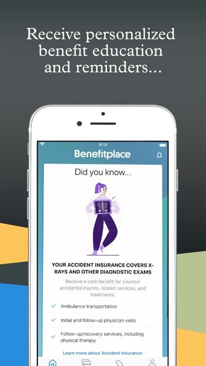 Benefitplace screenshot-4