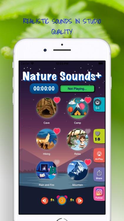 Nature Sounds +