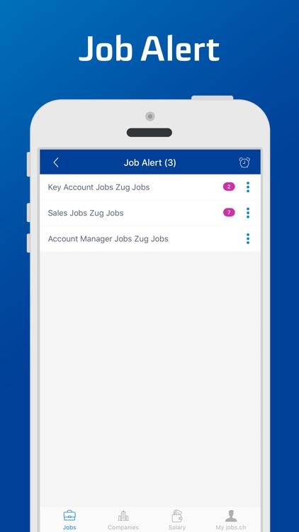 jobs.ch – Job Search screenshot-3