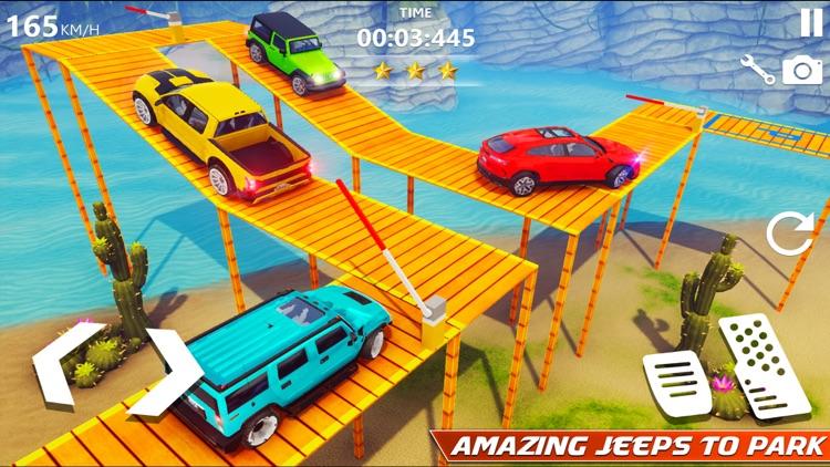Real Jeep Parking and Driving screenshot-3