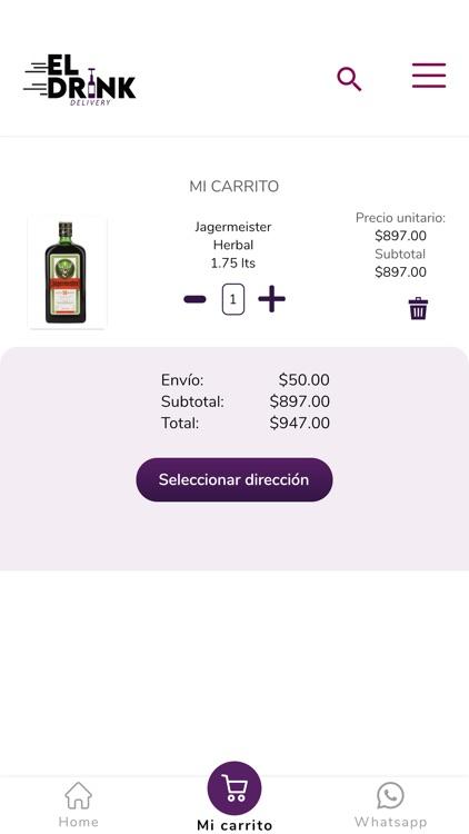 El Drink screenshot-3