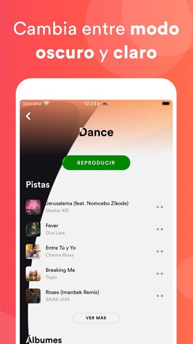 Descargar eSound: Reproductor Música MP3 para Android
