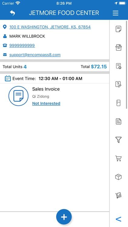 Encompass Mobile Client screenshot-3