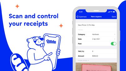 Invoice & Estimate - Billdu Screenshot