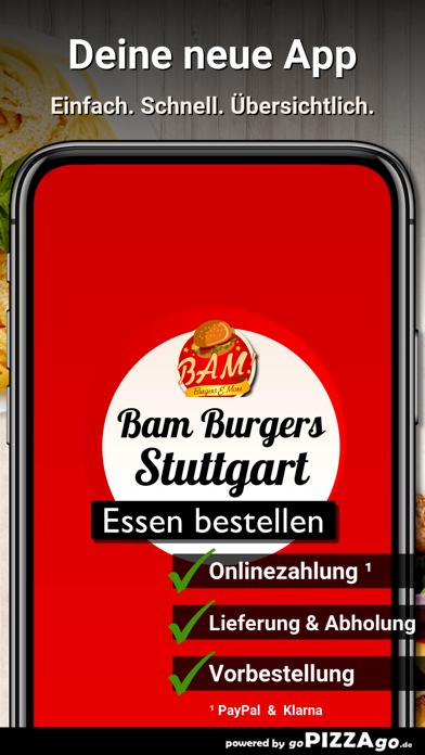 Bam Burgers Stuttgart Wangen screenshot 1