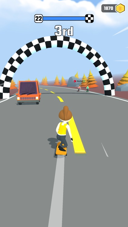 Swifty Race screenshot-4