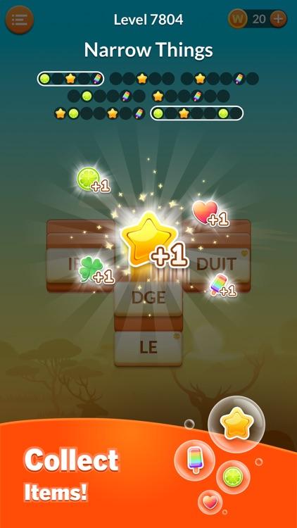 Word Tile Puzzle: Tap to Crush screenshot-3