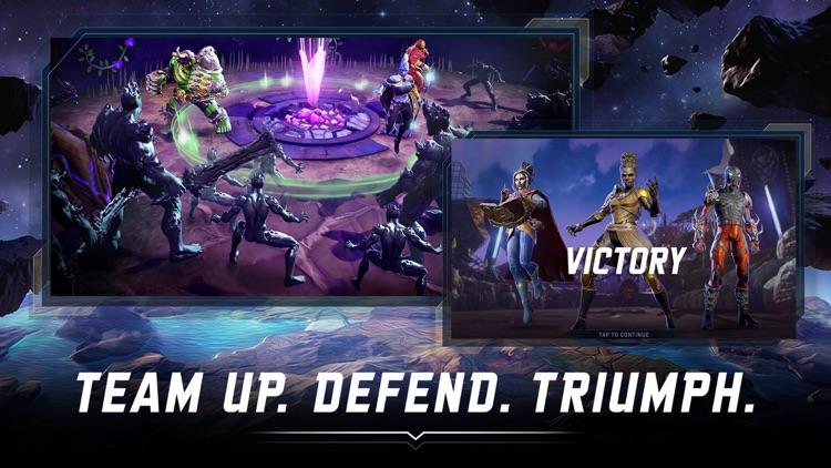 MARVEL Realm of Champions screenshot-3