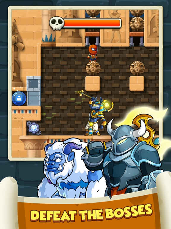 Diamond Quest: The Lost Temple screenshot 11