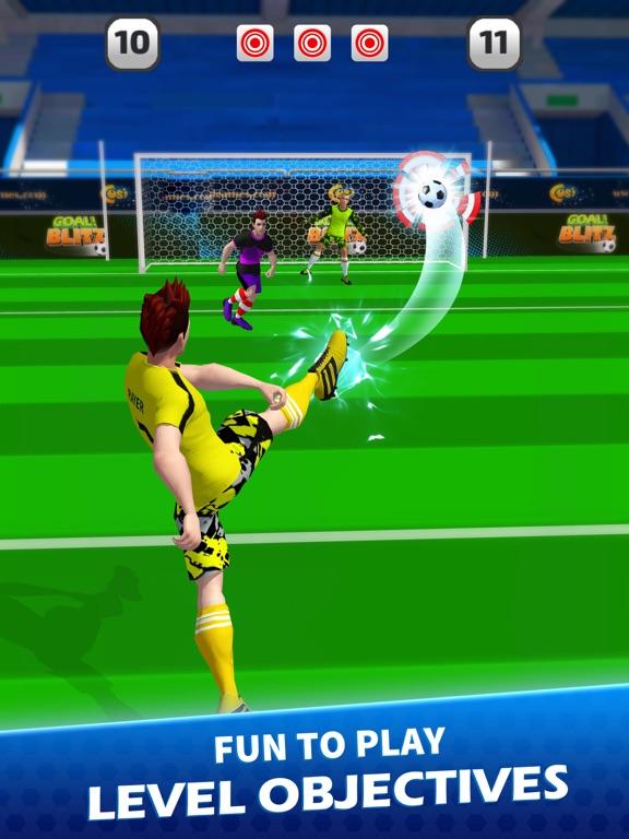 Goal Blitz screenshot 8