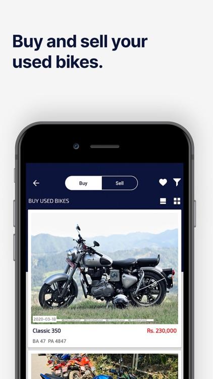 Third Wheel: Bike Service App screenshot-3