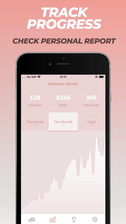 Workout for Women Fitness App screenshot-4
