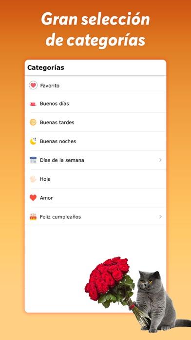 WishOK - mensajes & imágenesCaptura de pantalla de2