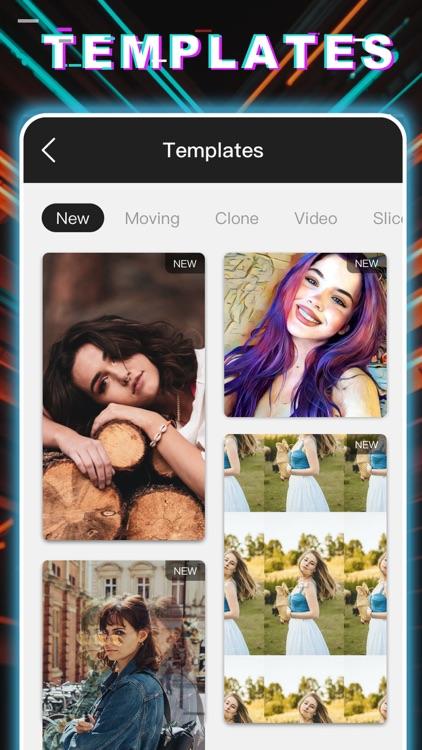 Beat.3d - Video&Music Editor screenshot-4