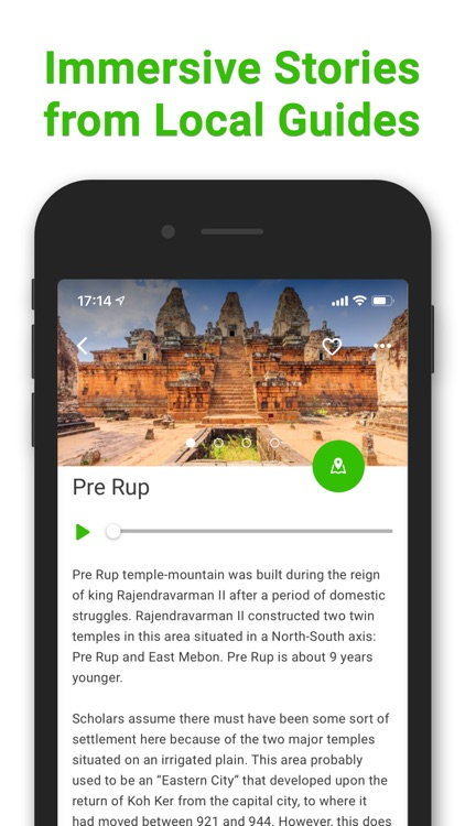 SmartGuide travel guide & map screenshot-4