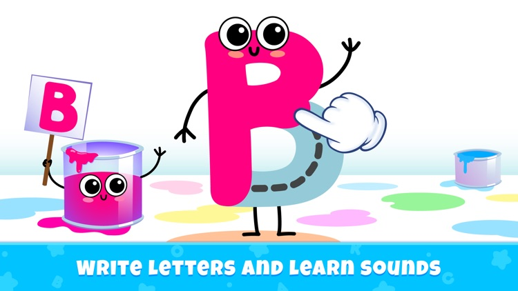 ABC Phonics Kids Reading Games